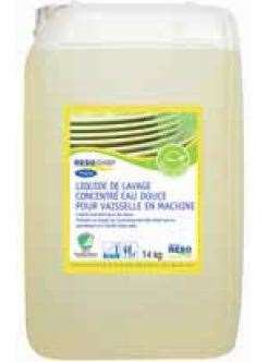 RESOLUTIONS LIQ LAVAGE MACHINE EAU DOUCE ecolabel Bidon 10L